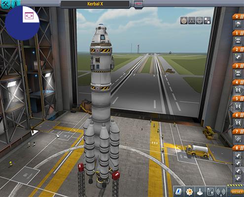 NASA Simulator – Bibliotheek Eemland